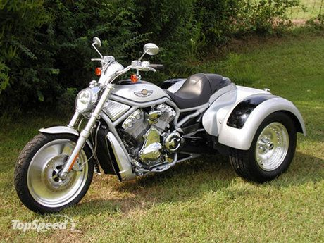 The only way I get my own is if it's a 3-wheeler 'cuz we all know how coordinated I am.