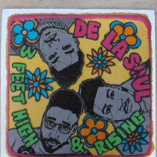 Hip hop cakeHappy, Soul Cake, Cake Inspiration, Cake Sweetie, Of The, Hip Hop Cake, La Soul, La Cake, Hiphop Junkie