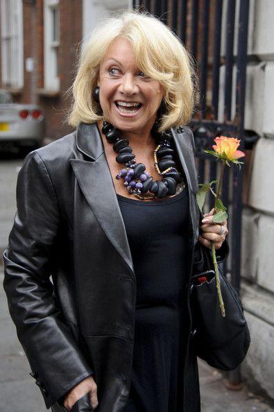 Elaine Paige, 65 today. Laughing at ol' crone mythology!