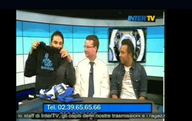 Bauscia invade InterTV  www.bauscia.it