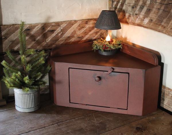 Countertop Corner Cupboard Buttermilk Farmhouse Replacing