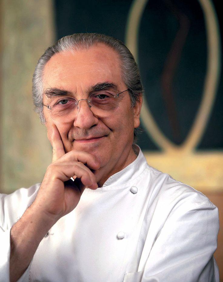 Gualtiero Marchesi vince il Premio Galvanina sezione 'Cultura'. A Rimini il 7 settembre 2014 nel Festival della Cucina Italiana