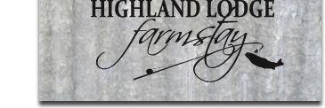 HIGHLAND LODGE | FARMSTAY | JINDABYNE | NSW | AUSTRALIA