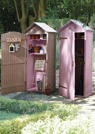 Sentry Tall Storage Shed