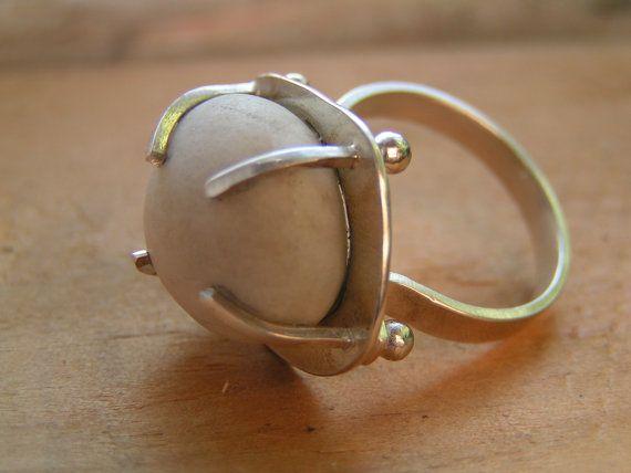 RESERVADO para SUSANWhite opaco puntas set piedra de por jenmae21