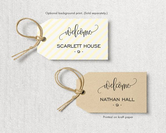 Wedding Place Card Printable Escort Card by SmittenPaperProps