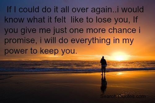 10+ Best Ideas About Second Chance Quotes On Pinterest