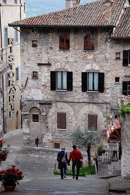 Innamorarsi a Gubbio