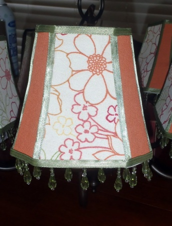 17 best images about lampshade diy on pinterest the for How to make your own chandelier