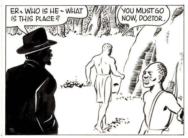 The Phantom by Wilson McCoy