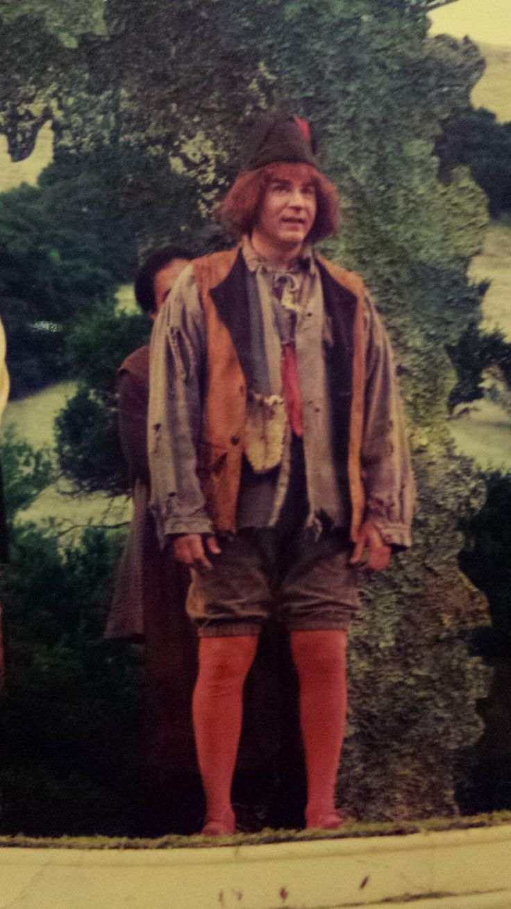 Via Twitter user Jeckets:1995 memories for#CalShakes40thmost fun show that summer was Love's Labor's LostThanks @RobertSicular