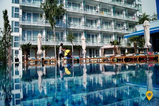 #InterVenus - child friendly hotel in #Romania #HotelReview