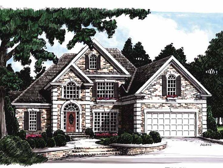 93 best Lake House Plans images on Pinterest Lake house plans
