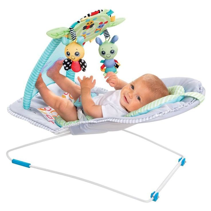 Sassy Baby Wiggles & Giggles Bouncer