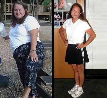 Kristine lost 130 lbs