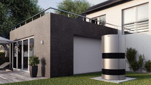 Luft Wasser Warmepumpe Vitocal 300 A Luft Wasser Warmepumpe Warmepumpe Warme