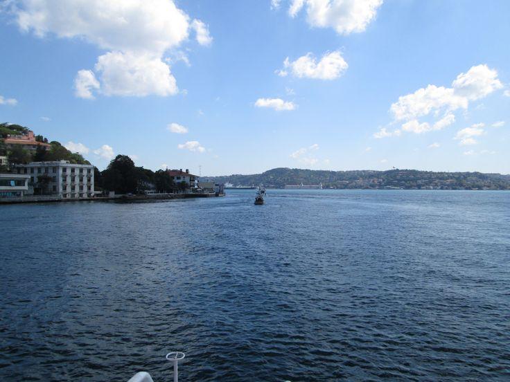 The sea of Marmara