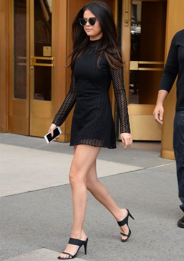 vestido-croche-preto-street-styla-look-selena-gomez