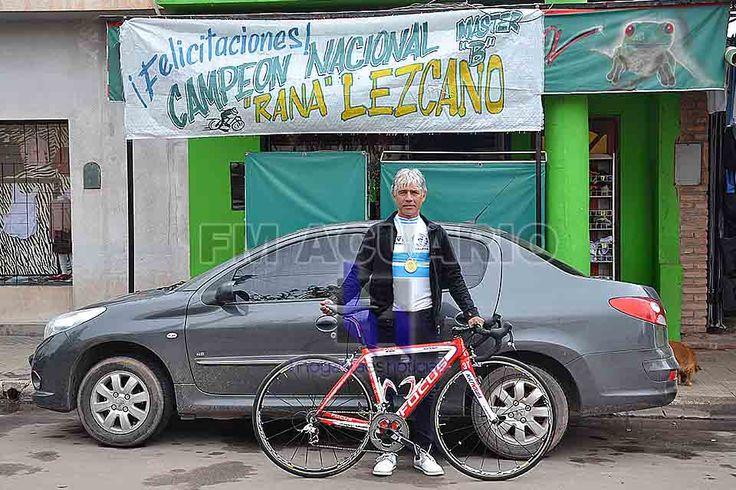 Deportes de la Municipalidad de Tinogasta, realiza carrera de Ciclismo en reconocimiento al Campeón Argentino