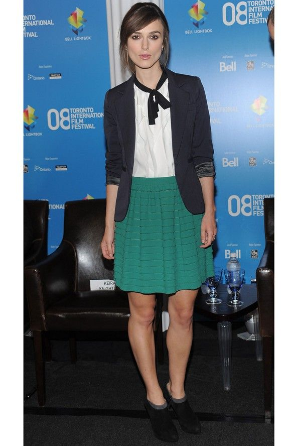 Keira Knightley Style Evolution   Celebrity Style and Fashion ...