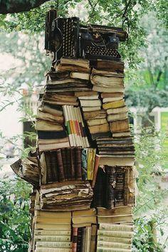 Tower o' Books