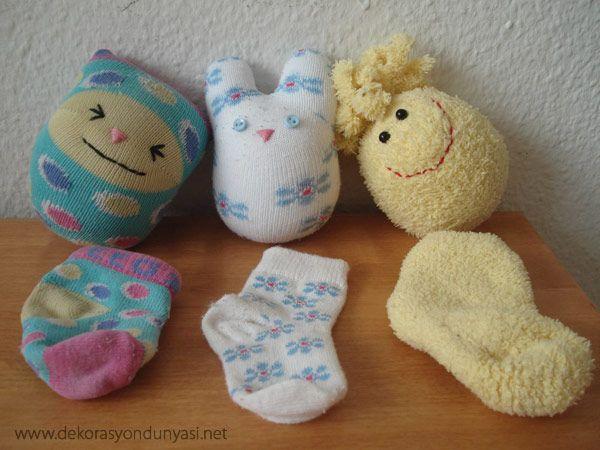 ev yapımı oyuncaklar