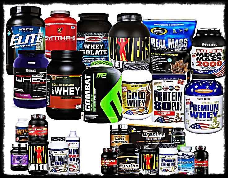Спортивное питание для роста мышц у новичков