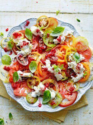 Tomato carpaccio   Jamie Oliver