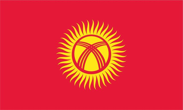 Flags Of The World \\ Buy Kyrgyzstan Flag \\ Buy Flags, Bunting, Every ...