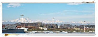 Flughafen Malpensa, nur 50 Kilometer von Mailand entfernt!