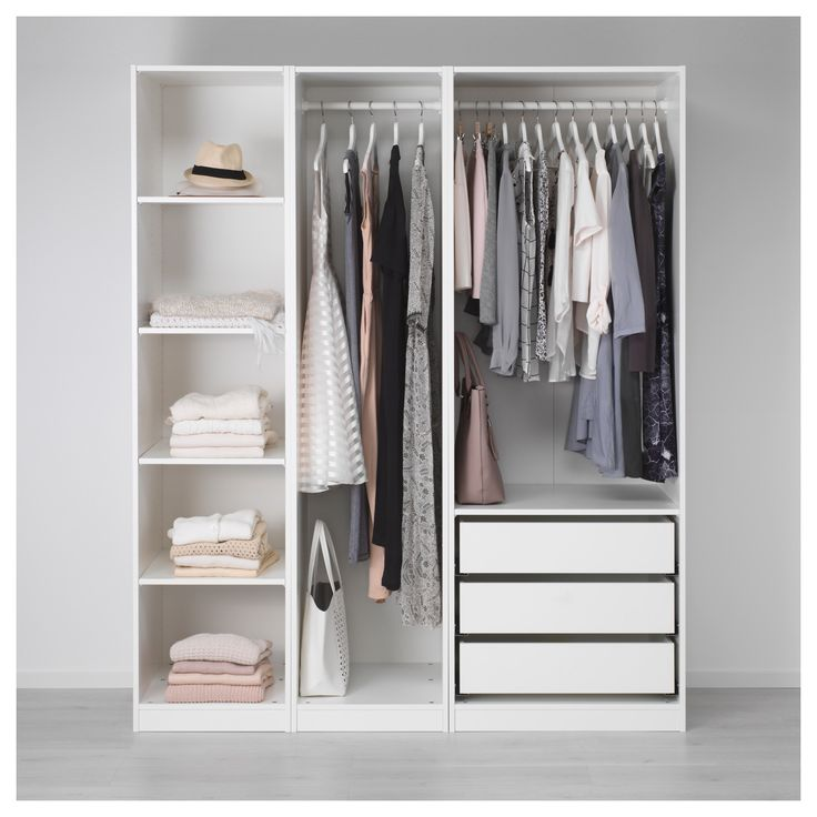 IKEA - PAX, Kleiderschrank, 175x58x201 cm, , Inklusive 10 Jahre Garantie. Mehr…