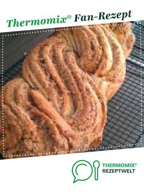 Bester Nusszopf von CarinaR. Ein Thermomix ® Rezept aus der Kategorie Backen süß auf www.rezeptwelt.de, der Thermomix ® Community.