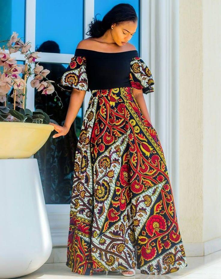 17 meilleures id es propos de robes imprim s africains sur pinterest style africain. Black Bedroom Furniture Sets. Home Design Ideas