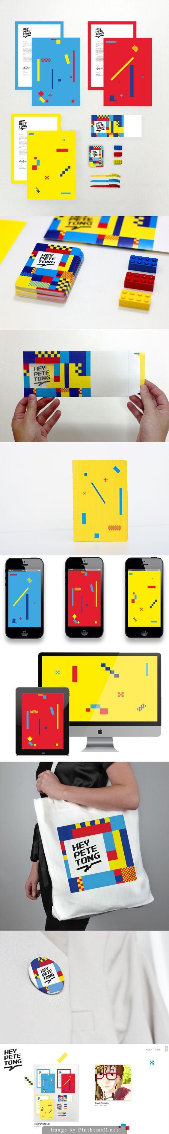Hey Pete Tong Branding   Fivestar Branding – Design and Branding Agency & Inspiration Gallery