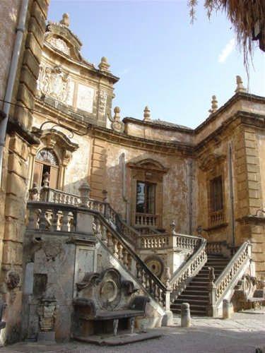 Italian Villas: Villa Palagonia, Bagheria, Sicilia, Italy