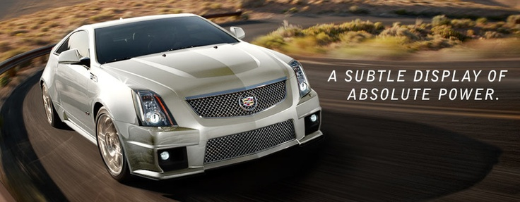 2013 CTS-V Luxury Coupe |Cadillac