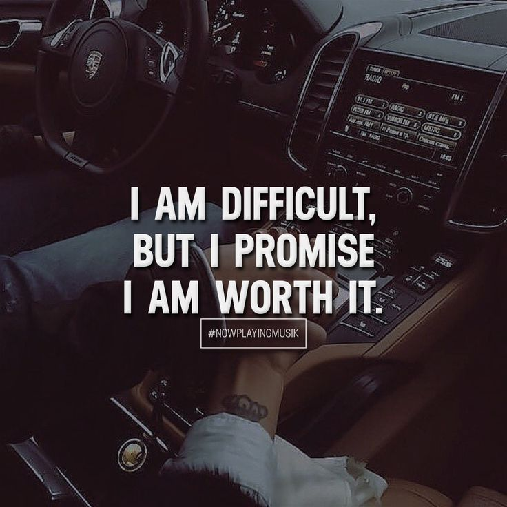 I am difficult, but I promise I am worth it. Like and comment if you feel this! ➡️ @npmusik for more! #nowplayingmusik