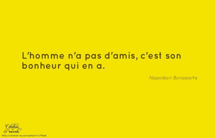 Le Monde Des Citations Citation Ou Proverbe Movie Posters Napoleon Bonaparte