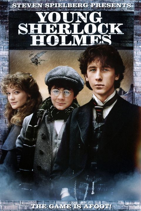Молодой Шерлок Холмс 1985 - Андрей Гаврилов