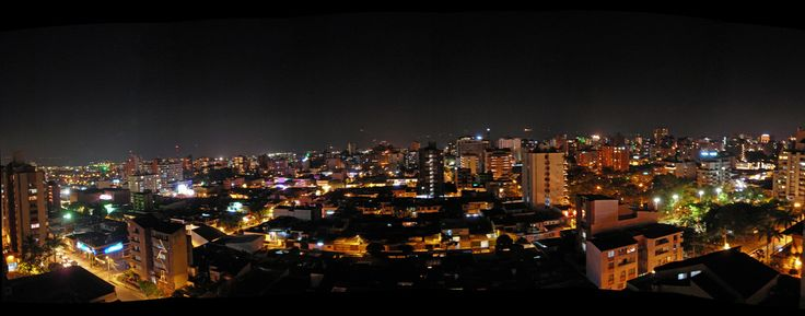 https://flic.kr/p/4jA2RT | Bucaramanga night, Colombia | Bucaramanga is the capital of the department of Santander (Colombia). Located in the Eastern Cordillera, branch of the Andes.  Colombia en Fotos   Visit this Blog for more