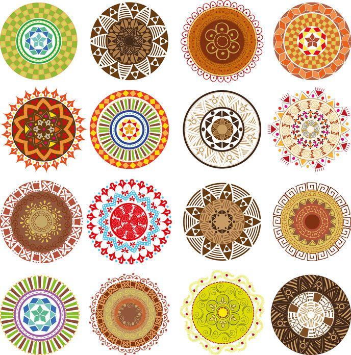 Orientación Andújar: Los Mandalas. Su origen y cómo se usan para colorear. Y 200 listos para imprimir