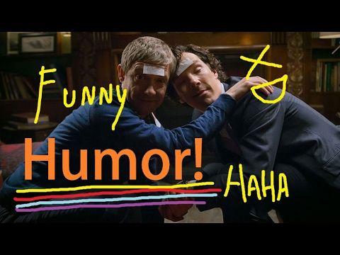 SHERLOCK HUMOR! | A Severed Head In The Fridge | - YouTube