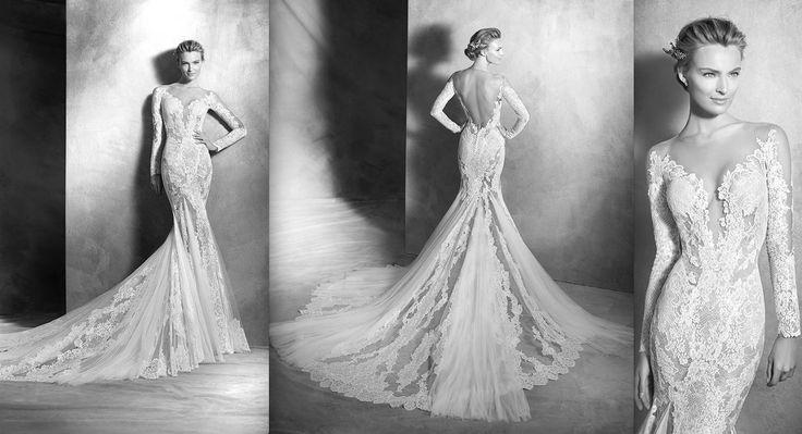 Pronovias 2019 Wedding Dresses: 38 Best 2019 ATELIER PRONOVIAS PREVIEW COLLECTION Images