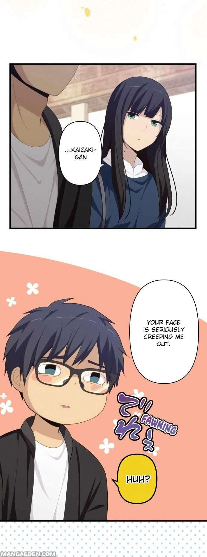 Crunchyroll forum funny anime pictures page 148 - Manga Relife Chapter 174 Page 15