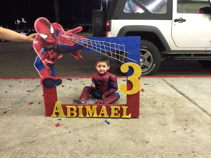 Ms de 25 ideas increbles sobre Cumpleaos spiderman en Pinterest