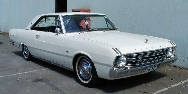 VF Chrysler Valiant (Australian).