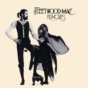 Rumours? The classic Fleetwood Mac album and the one that really broke the band into the top of rock music acts.