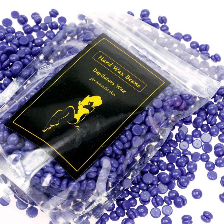 hair remover No Strip Depilatory hard wax Beans Hot Film Pellet Waxing Bikini Hair Removal Bean q70822