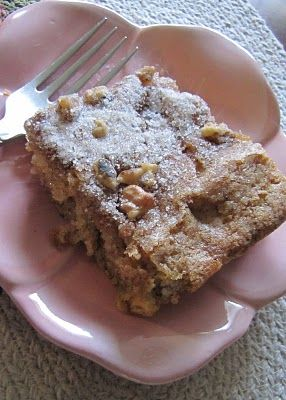 Dense, with strong apple and cinnamon flavors, this Pennsylvania Dutch Apple cake recipe is a great addition to a buffet, church social, or just your everyday dessert rotation.