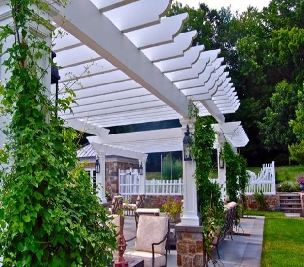 11 best dock pergolas images on pinterest backyard ideas. Black Bedroom Furniture Sets. Home Design Ideas